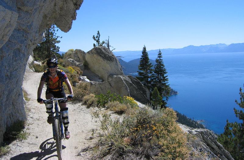 Tahoe Bike Trails We Like Tahoe Elite Private Car Service